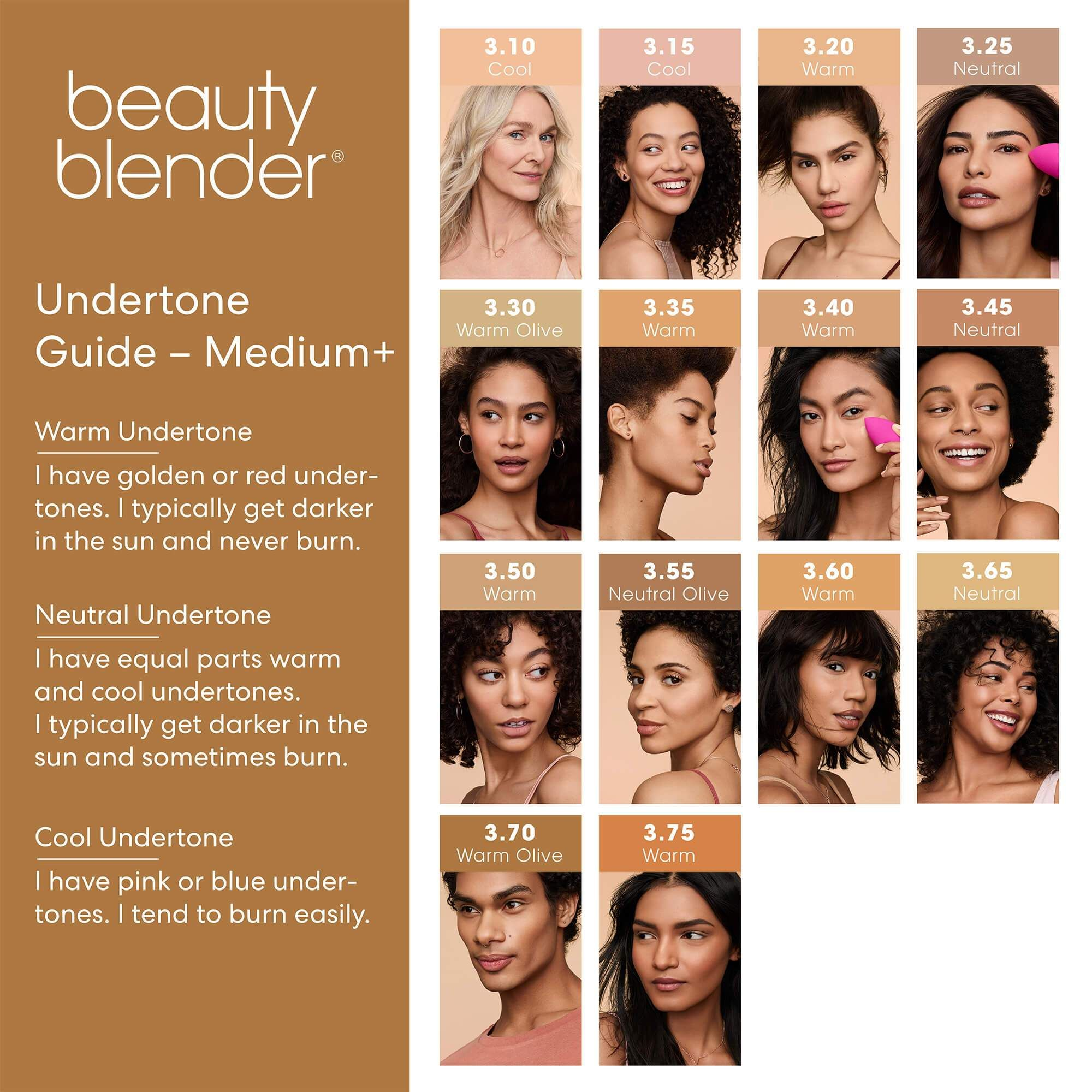 How to Find Your Right Foundation Shade Beauty blender