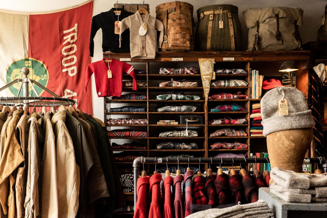 Best New York Shops For Men S Vintage In 2020 American Vintage Clothing Vintage Men Military Outfit