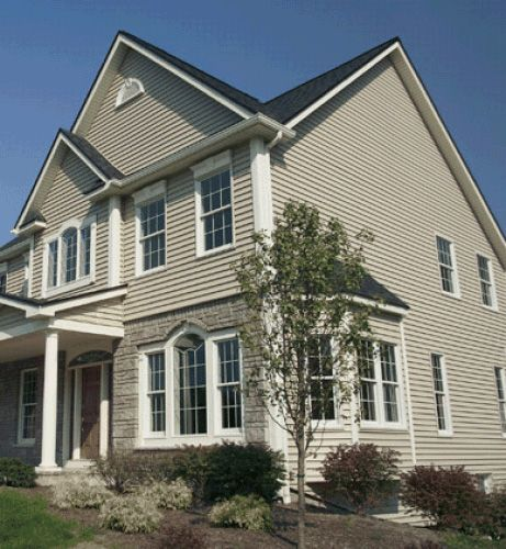Beautiful siding work in the greater St. Louis, MO area. Nothing but the finest quality, backed by experience.