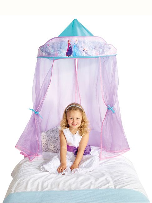 Disney Frozen Hanging Bed Canopy Give Your Little Frozen Fan The