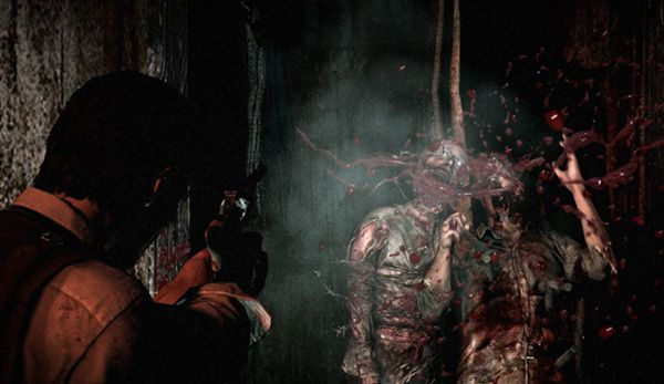 New Gameplay Footage Of The Evil Within Leaked from Resident Evil creator Shinji Mikami via We Got This Covered