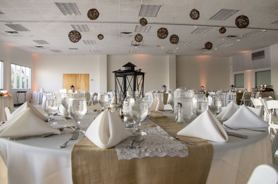 Clearwater Beach Rec Center Reception