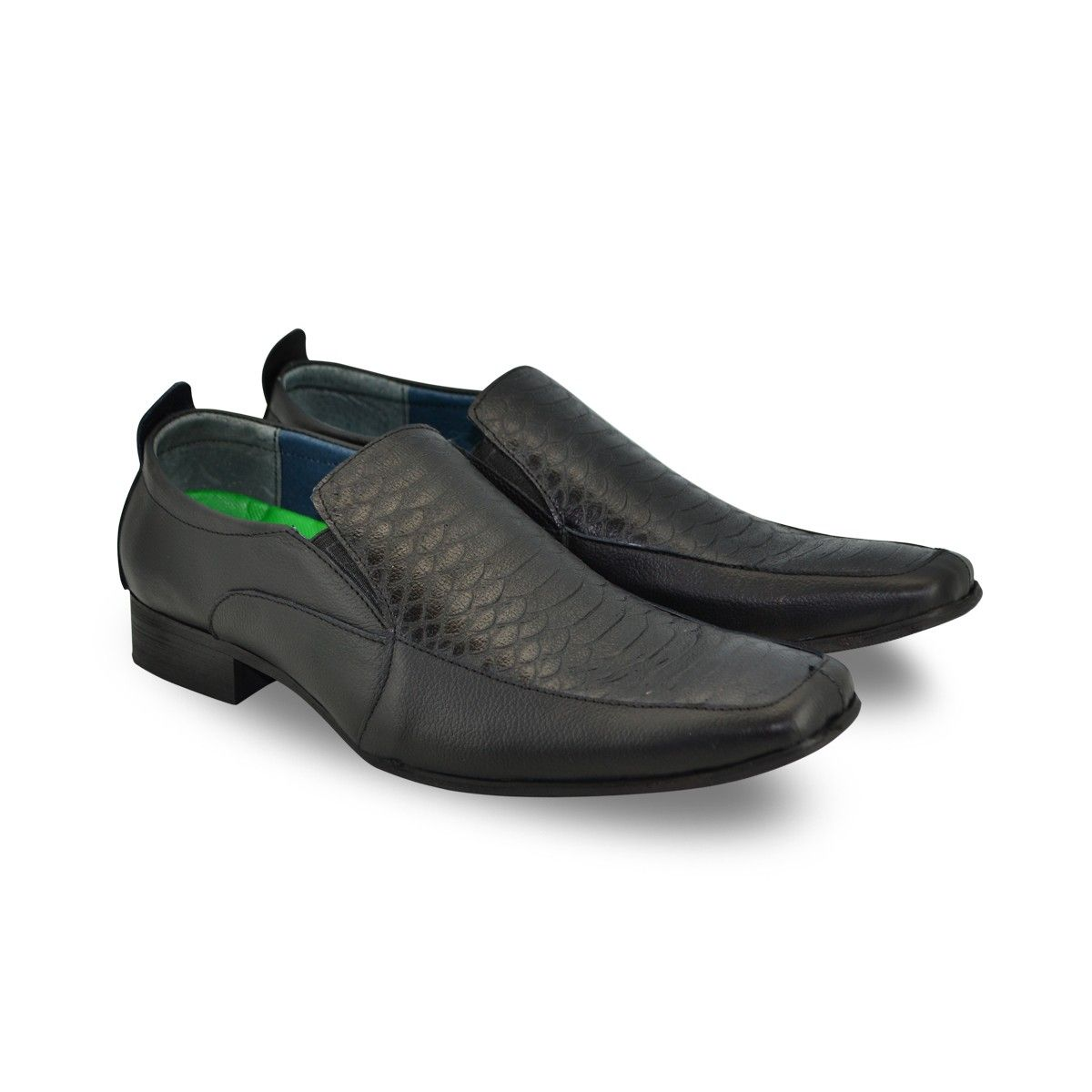 Zapatos negros Rusty yF2FMZSj4