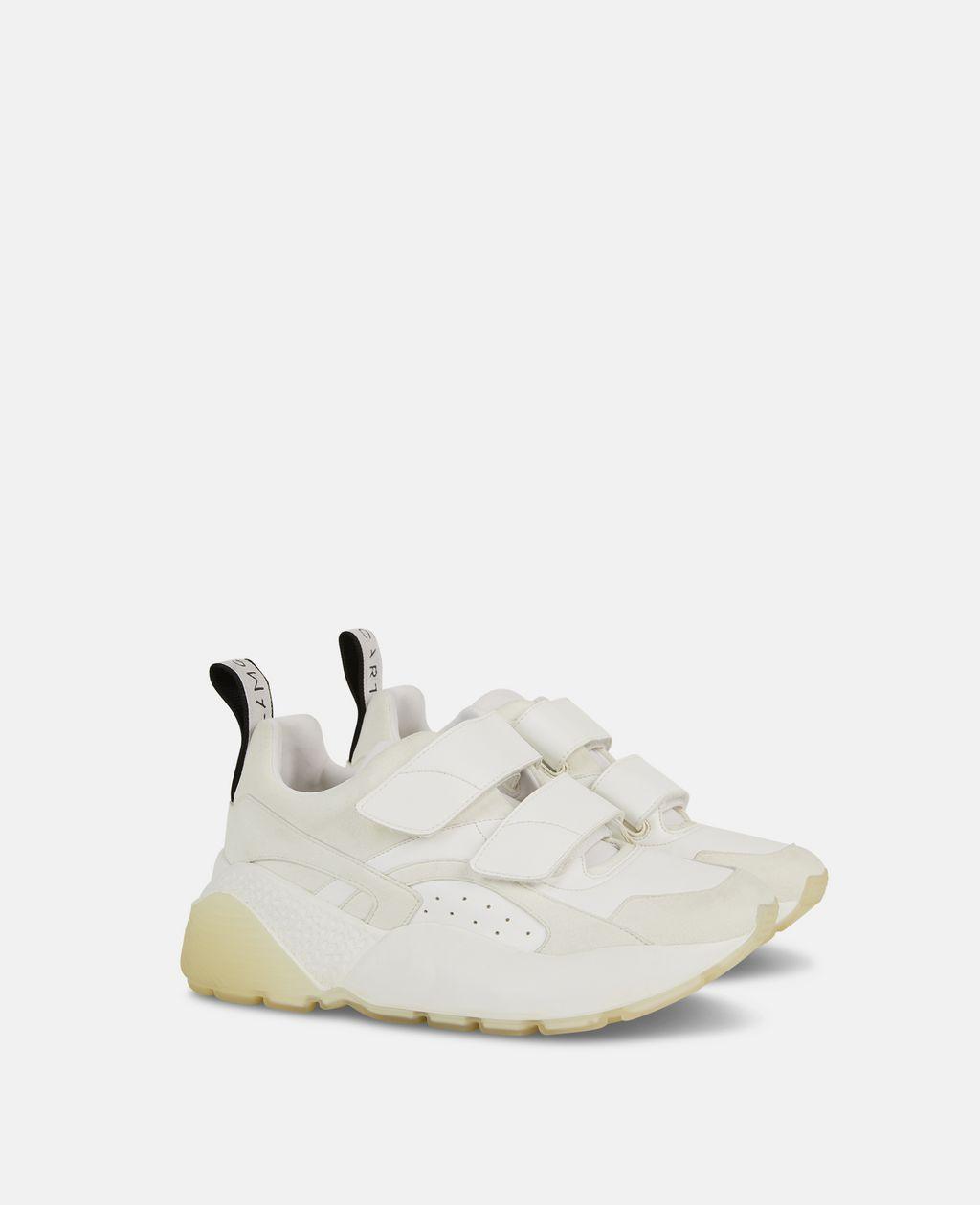 c1d62356a33219 Eclypse White Sneakers - STELLA MCCARTNEY