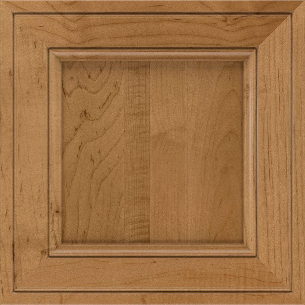 Thomasville Classic 14 5x14 5 In Cabinet Door Sample In Blakely Maple Palomino 772515399930 The Home Depot Thomasville Home Depot Kitchen Cabinet Doors