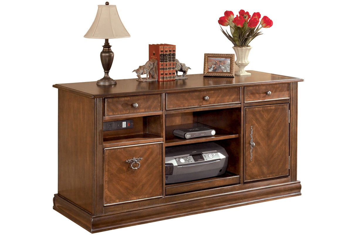 Amazing Home Office Credenza Decorating Ideas For Office Space