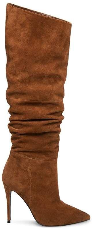 6982f37d6c Stevemadden DAKOTA BROWN SUEDE | My ShopStyle Finds (Women's Fashion ...
