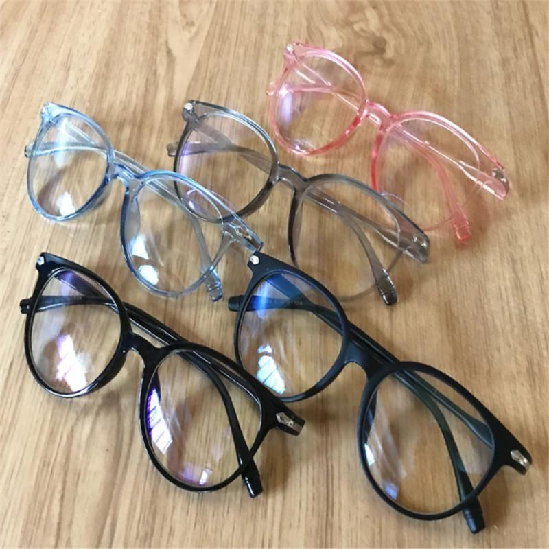 Blue Light Blocking Spectacles Anti Eyestrain Decorative