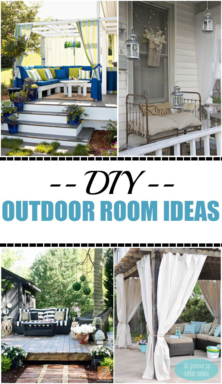 Diy Outdoor Rooms On A Budget Great Ideas For Creating An E Without Breaking The Bank