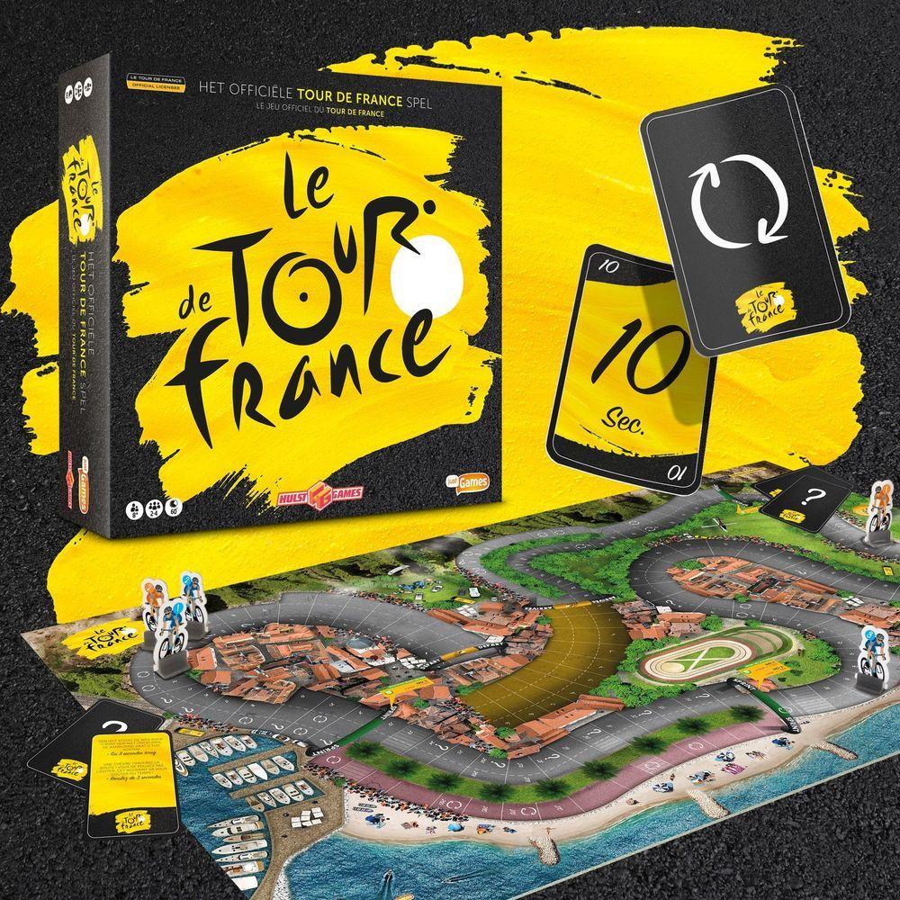 Jeu de société officiel Tour de France 2017 Cycling