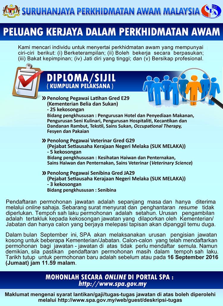 Pin Di Malaysia Jobs Listing