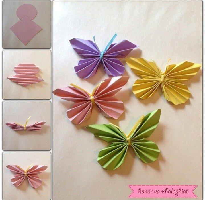 DIY- butterflys