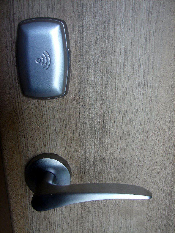 Which Is The Best Keyless Door Lock Four Rfid Keypad Picks Smart Door Locks Door Locks Natural Stone Flooring