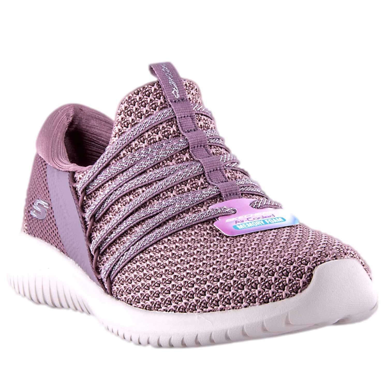 zapatillas skechers mujer ultimos modelos gris mujer