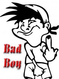 Badboy 3tt7ok1m Fun Cartoon Wallpaper And