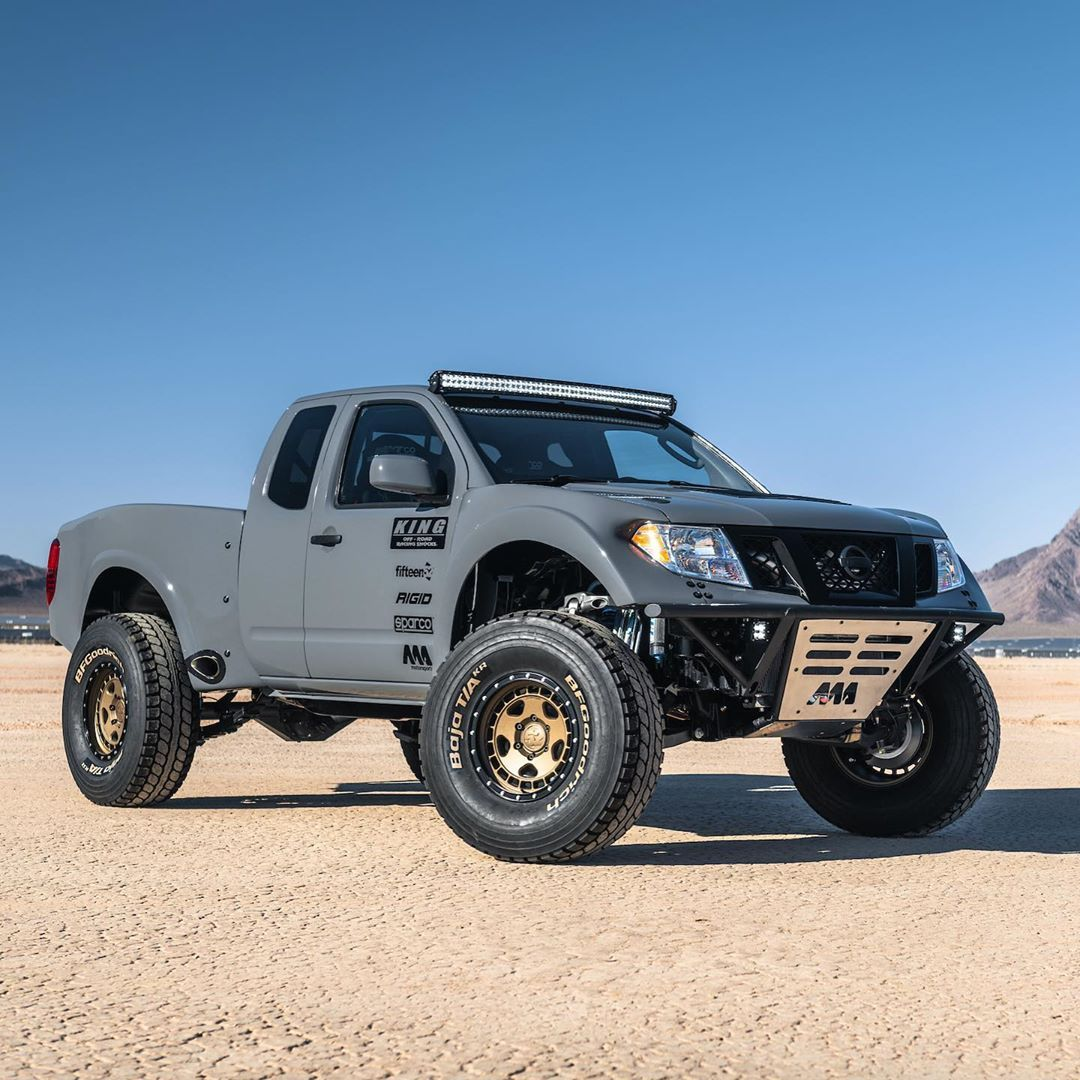 Nissan Not Your Typical Mirage Frontierdesertrunner Frontier