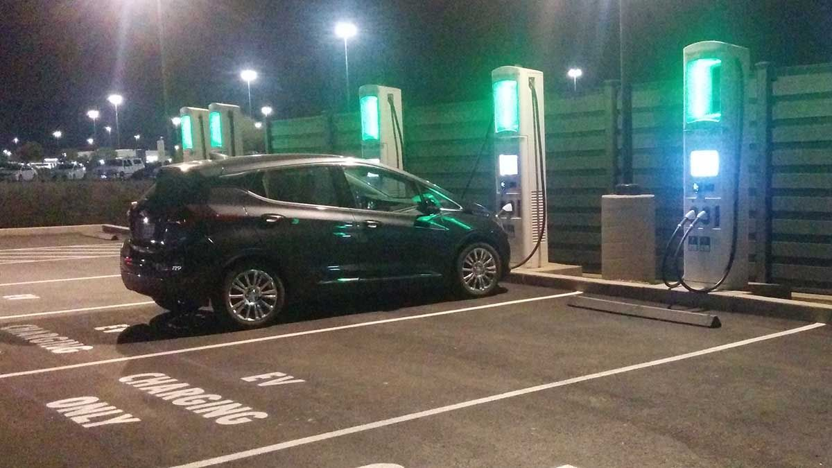2020 Chevy Bolt Ev Dc Fast Charging Predictions With Images