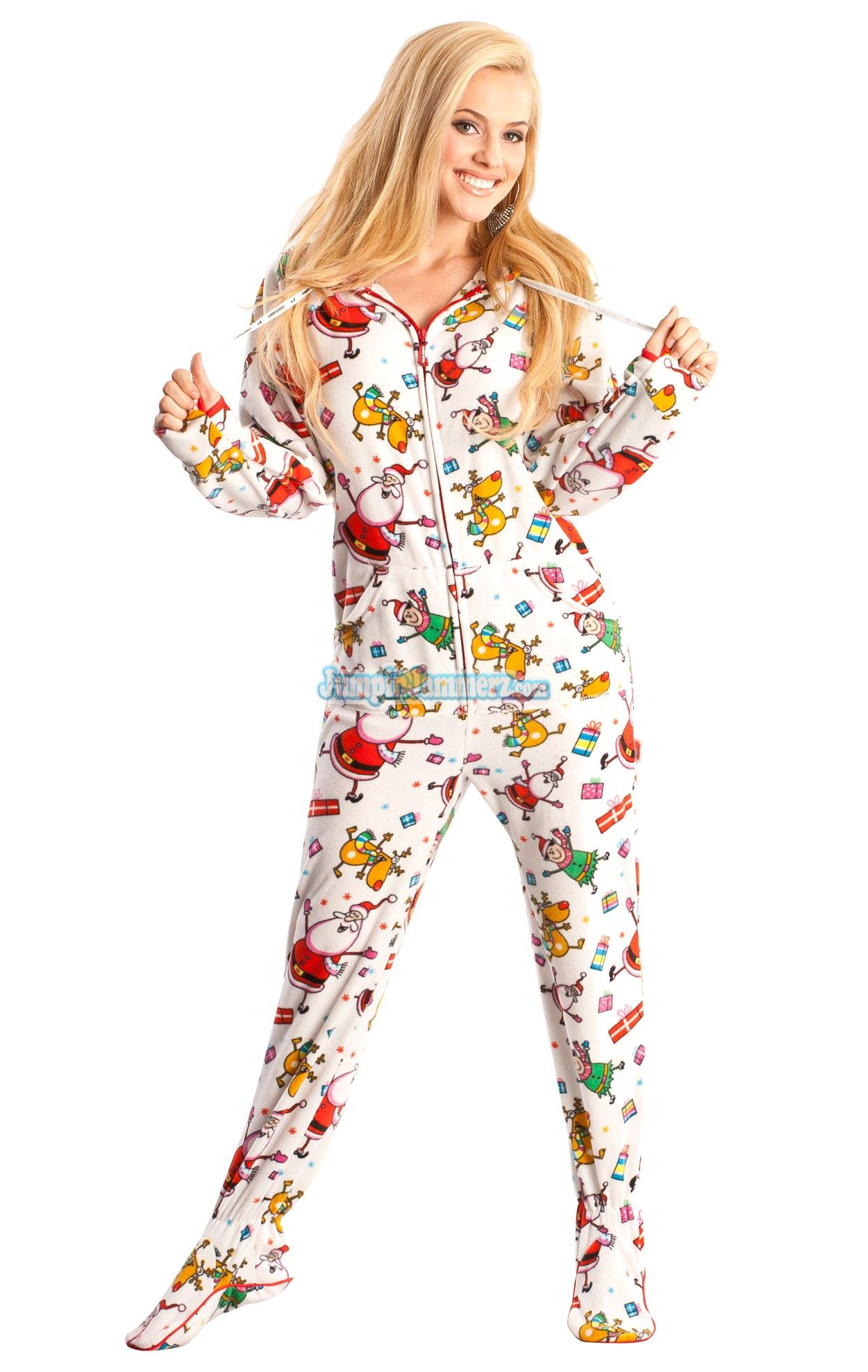 And for even more seasonal appeal, be sure to find the perfect Christmas onesie for adults that will put visions of sugarplums into your head. Be sure to add holiday accessories, decor, and more, and build a festive look that's sure to make the season a success! Christmas pajamas from Kohl's take your family's festive wardrobe to a whole new level.