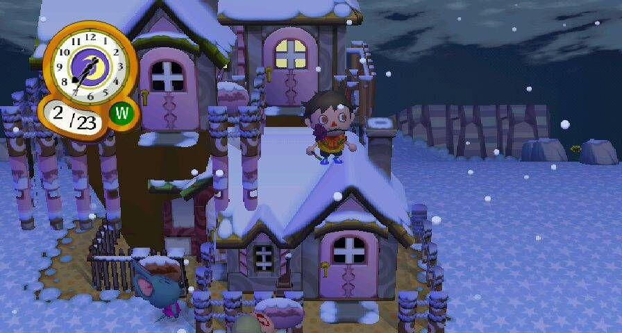 Animal Crossing City Folk User Screenshot 133 For Wii Animal Crossing City Folk Animal Crossing Game