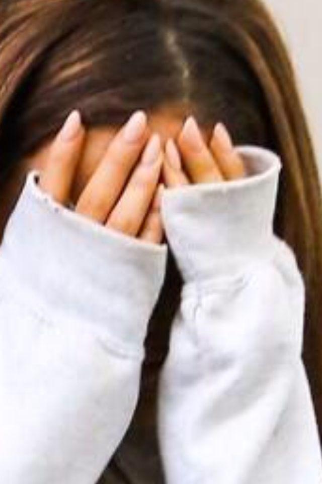 Nails Acrylics Ariana Grande Nails Pinterest Ariana Grande Nail Inspo And Makeup