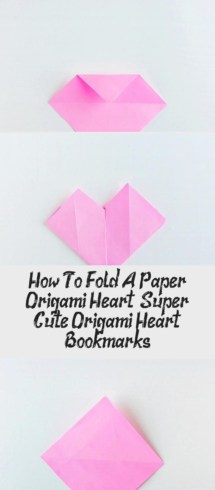 Make an origami heart - Kidspot | 1710x750