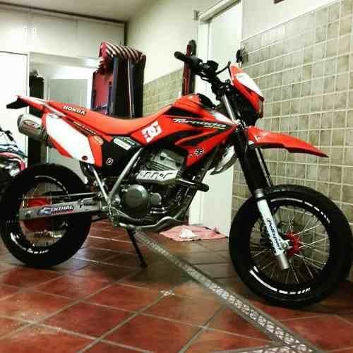 Honda Honda Tornado Xr 250 2013 Motos Cuatrimotos Motocicletas Honda Motocicletas Bmw