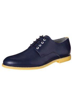 Anthony Miles Duke Oksfordki Niebieski Zalando Pl Dress Shoes Men Oxford Shoes Shoes