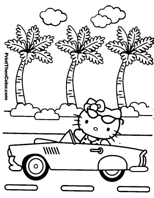 - Printthencolor.com--save To Print Full Size 8/7/13 Hello Kitty Coloring,  Hello Kitty Colouring Pages, Kitty Coloring