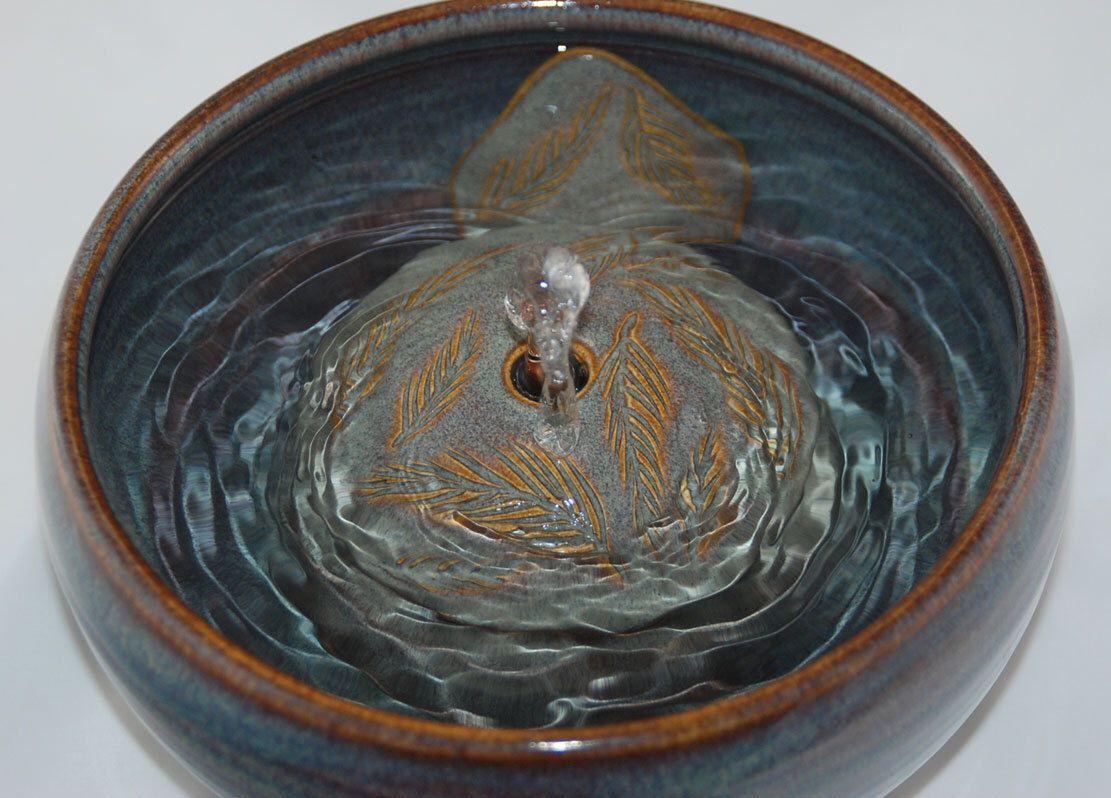catit flower fountain not flowing