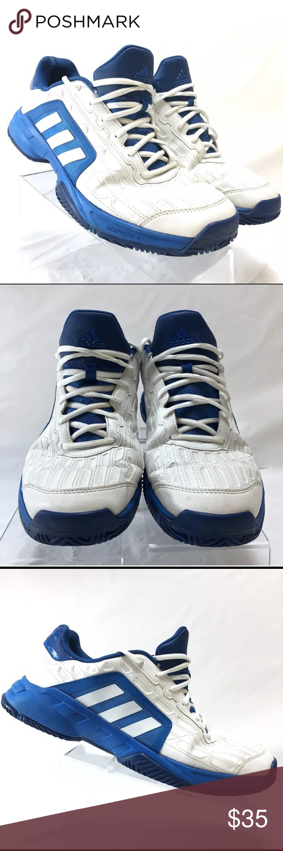 best website a4dd9 747b1 Adidas Men s Basketball Shoes Cross Trainers Adidas Men s Basketball Shoes  Cross Trainers PYV 702001 White Leather