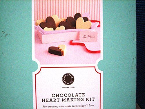 Martha Stewart Chocolate Heart Making Kit Find Out More