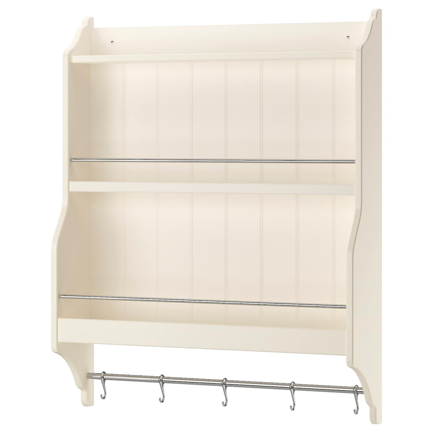 Tornviken Plate Shelf Off White 31 X39 Tellerregal