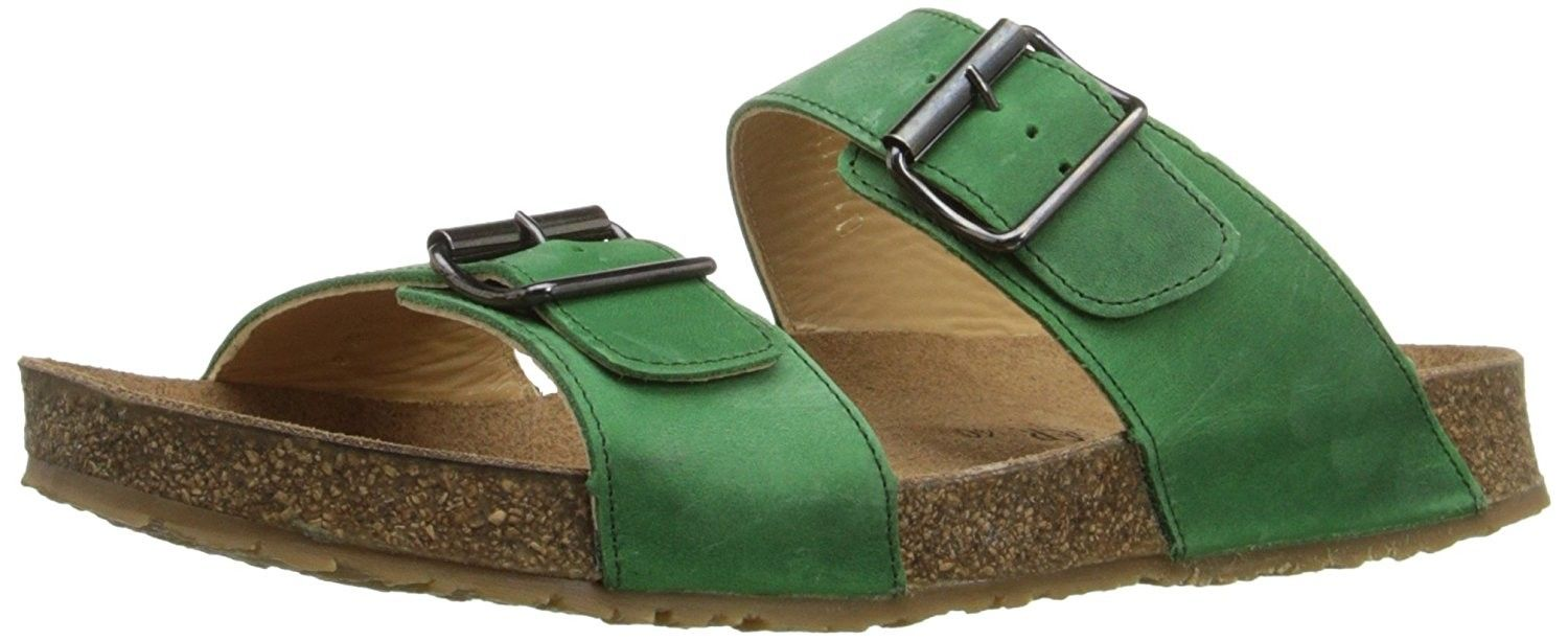 4f5f96bcef3 Women's Shoes, Sandals, Flats, Women's Tr Andrea2 Emerald Flat Sandal -  Green - CW12445X7CB #WomensShoes #Sandals #fashion #fashionwomen #style # Flats