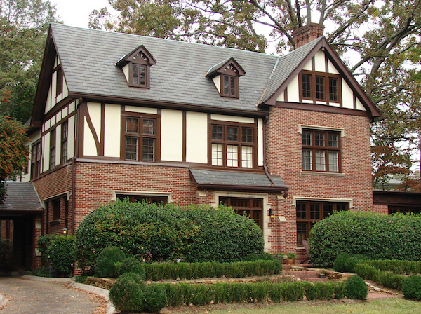 Tampa Bay   Architecture, Flat roof and Cottage style