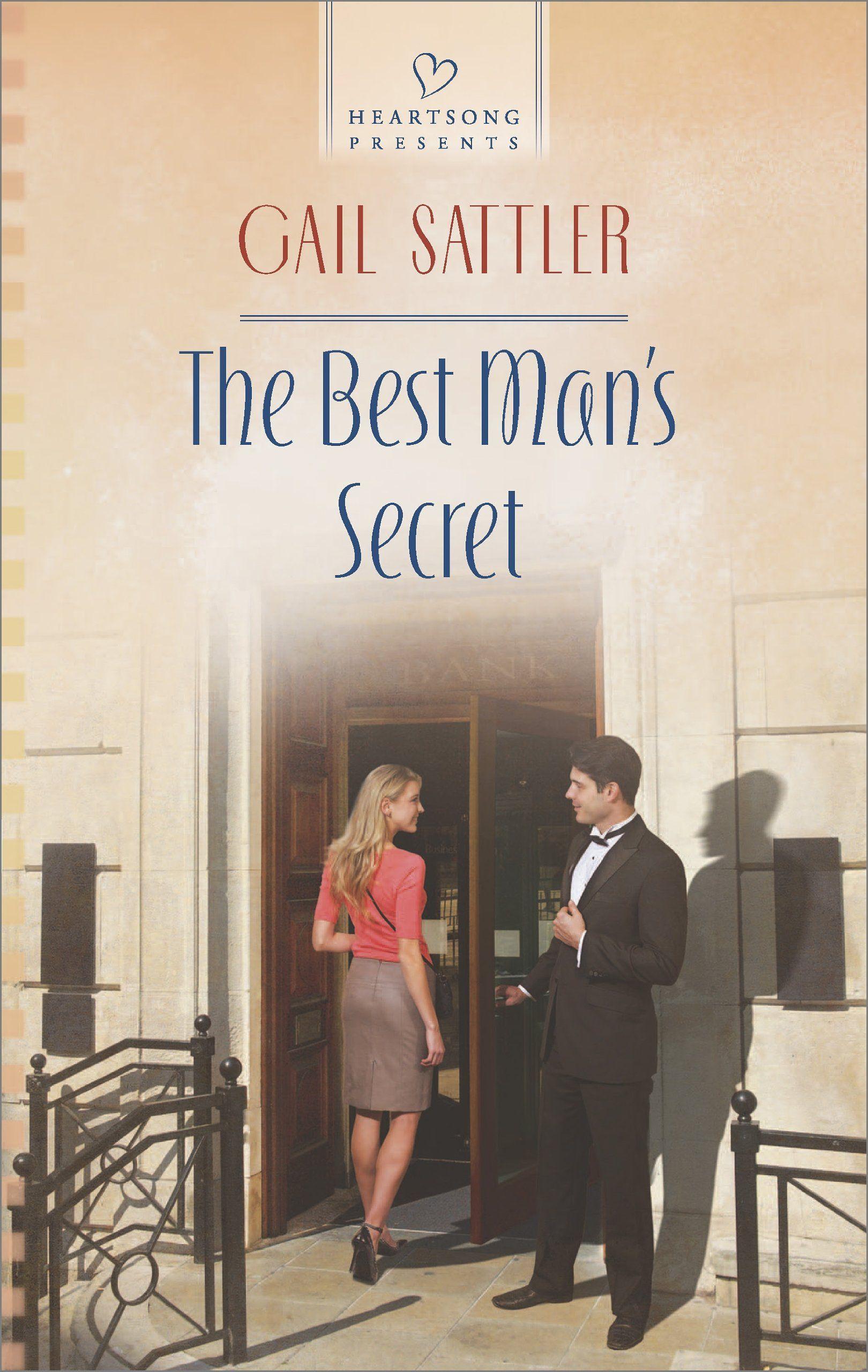 Gail Sattler - The Best Man's Secrets / https://www.goodreads.com/book/show/20523701-the-best-man-s-secret?from_search=true&search_version=service