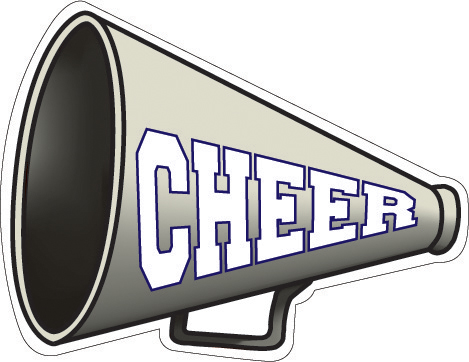 cheerleading clipart 6 280x384 cheer pinterest clip art rh pinterest com free cheerleading megaphone clipart free cheerleading megaphone clipart