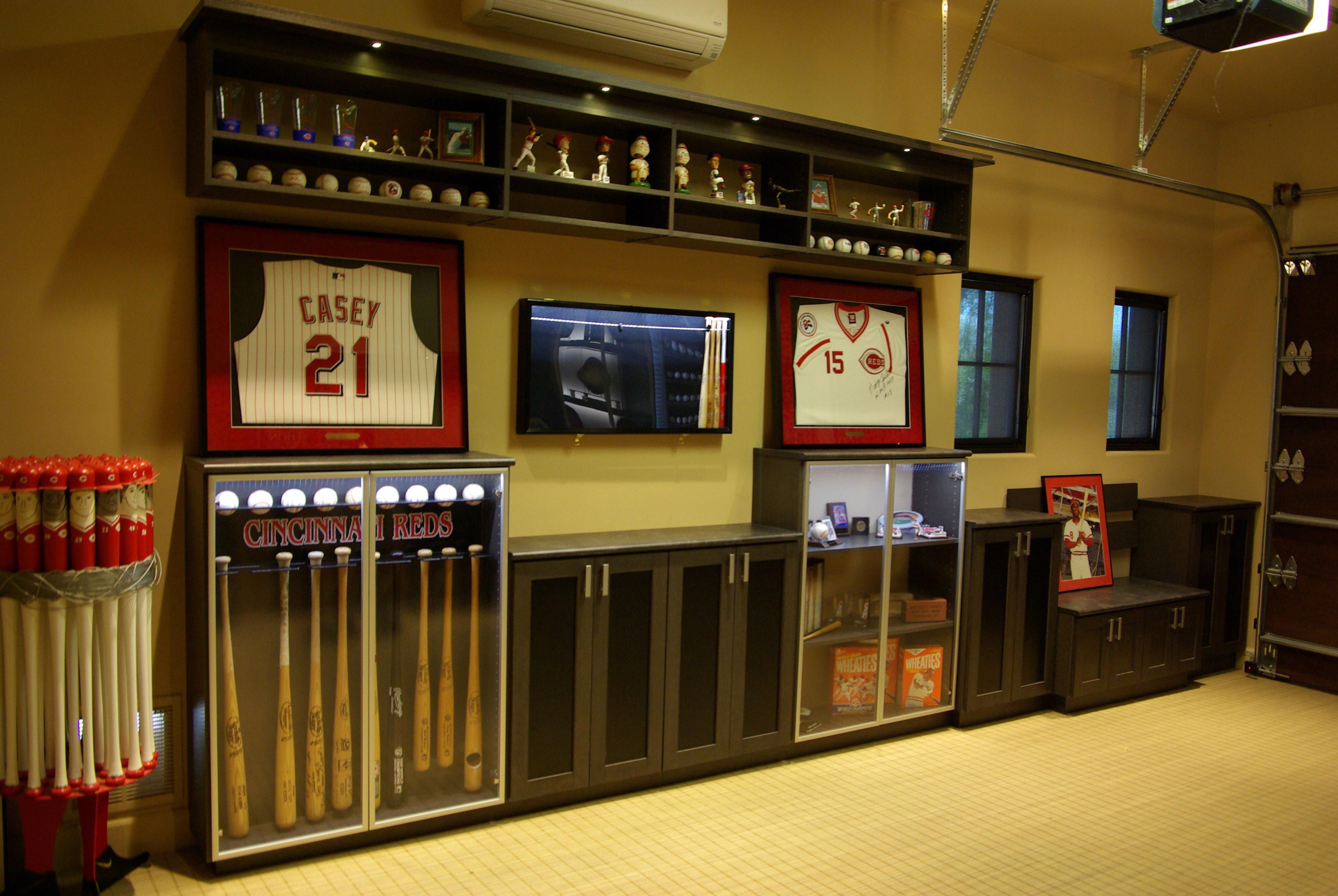 Man Cave Ideas And A Guide To A Successful Design In 2020 Sports Room Man Cave Sports Room Baseball Man Cave
