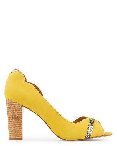 Escarpin Jaya Minelli 2019 Chaussures En JauneShoes 35R4AjLq