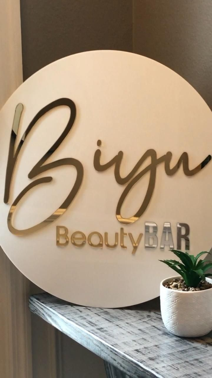 Business Sign Made From Your Logo. Bring Your Logo To Life! -   22 beauty Videos salon ideas