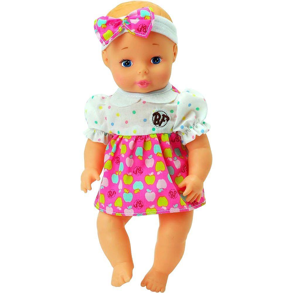 Christmas dress babies r us -  5 99 Goldberger Baby S First Classic 11 Inch Baby Doll Green Apple Dress Goldberger Doll