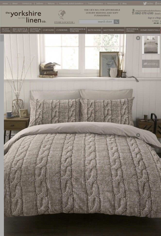 Cable Knit Bedding Bedrooms Home Decor Bed Linen