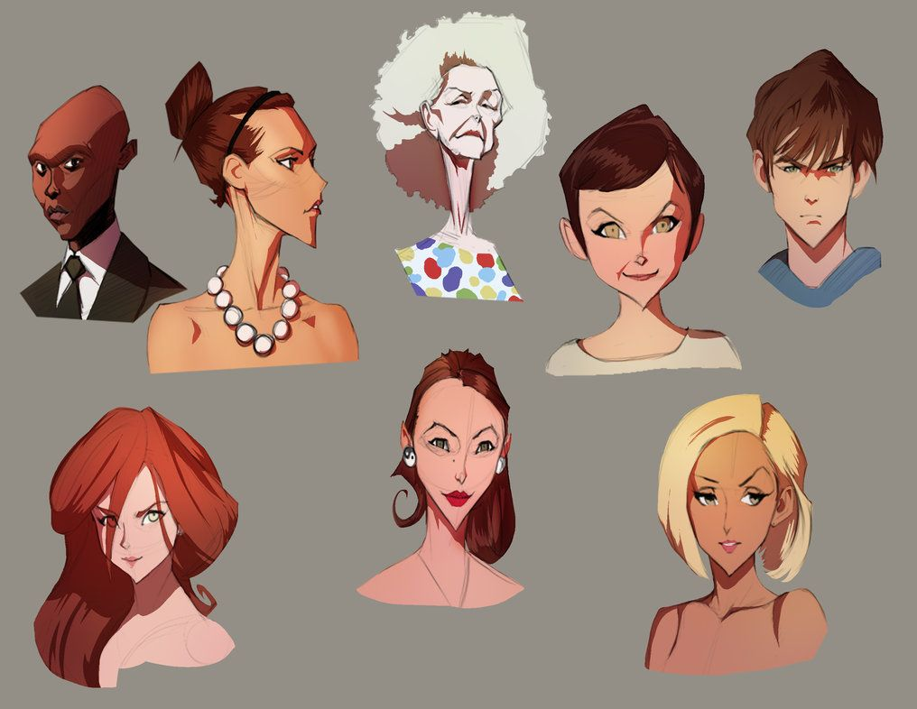 Style Experiments 1 by Sycra
