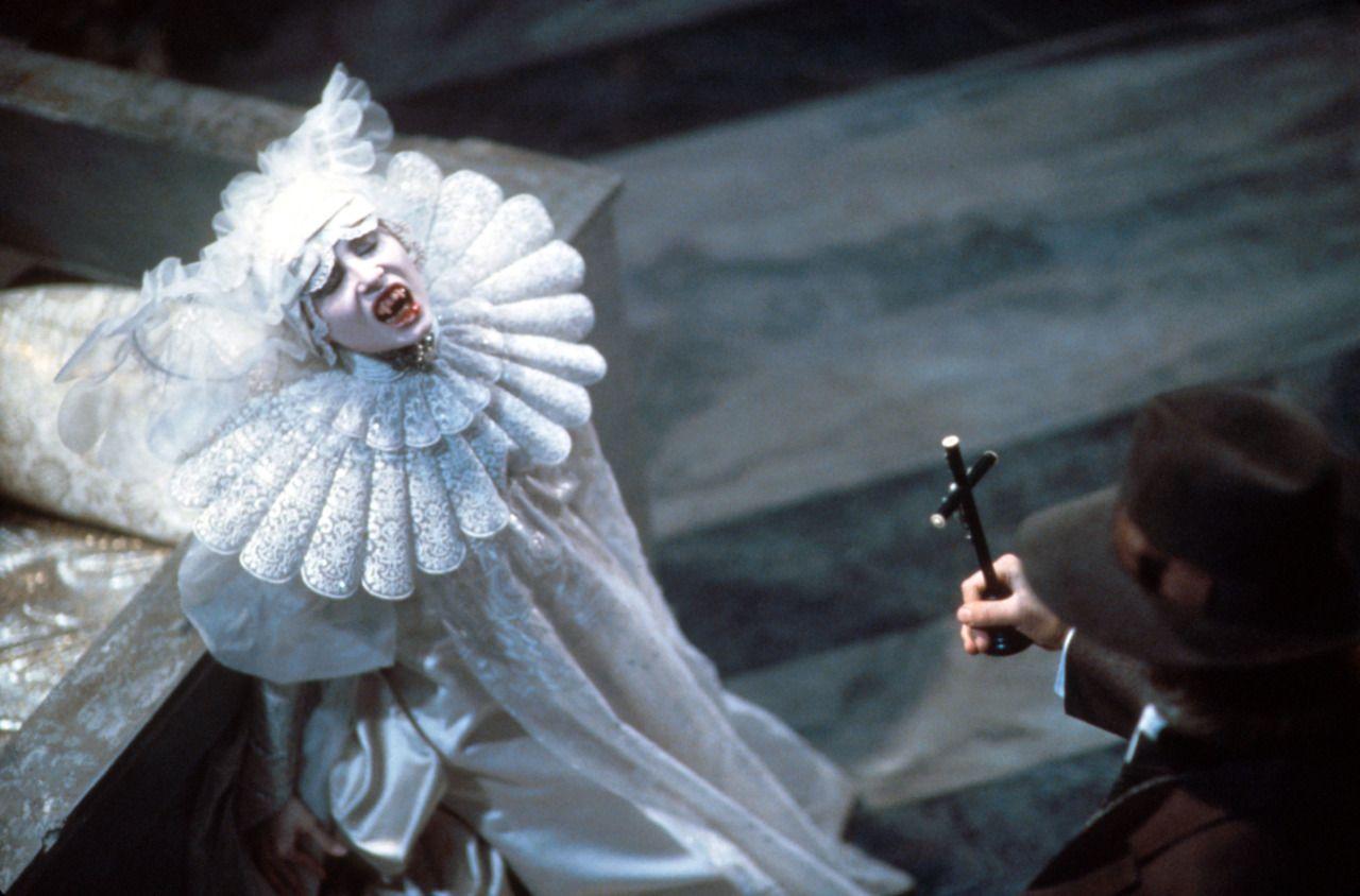 Bram Stoker's Dracula - Lucy was scary folks.