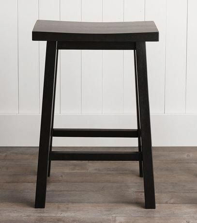 Hometrends 24 Inch Height Saddle Stool Walmart Canada