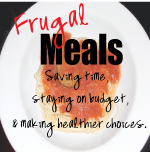 Great Frugal Meal posts. Check them out, I think you'll love them!