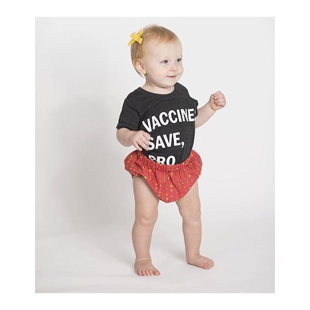 Vaccines Save, Bro. www.wireandhoney.com