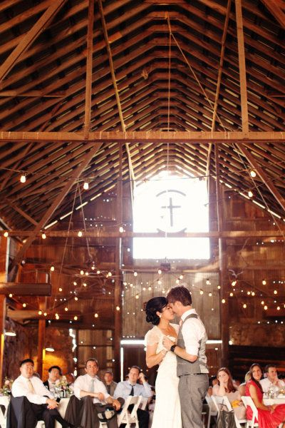 I Love Old Barn Weddings
