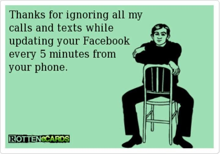 You Ignoring Me Ecards Funny Thankful Funny Quotes