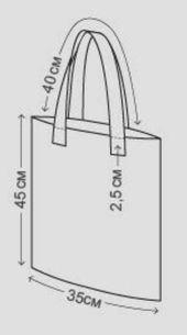 Medidas para bolsa / alas Medidas para bolsa / alas Esta imagen tiene …
