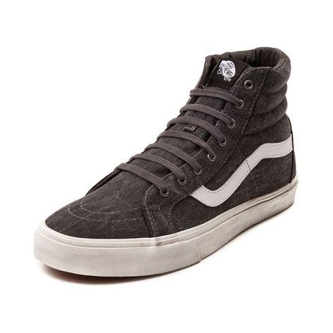 Vans Sk8 Hi Skate Shoe, Black